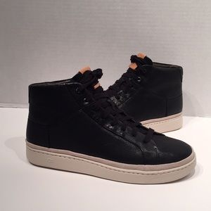 UGG Men's Cali Leather High Top Sneaker Shoe